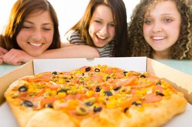 A ligação cerebral entre o cheiro de comida e a obesidade