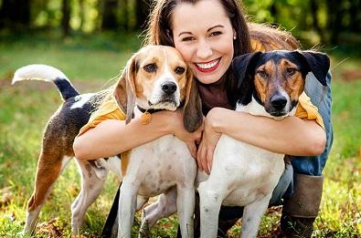 Como os cães percebem os rostos humanos